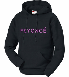 Bride To Be Feyonce Fiance Adult Hoodie