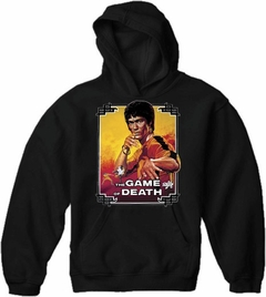 """Bruce Lee """"Ready to Fight"""" Hoodie"""