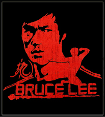 Bruce Lee Red Dragon T-Shirt