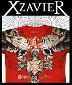 Buy Xzavier T-Shirts & Clothing by Xzavier - Official Xzavier Store