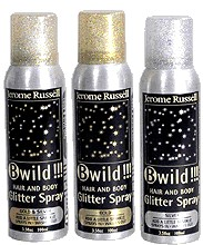 Bwild!!! Hair & Body Glitter Spray