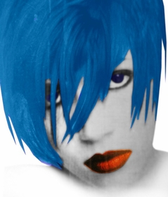 Bwild!! Temporary Color Spray (Bengal Blue)
