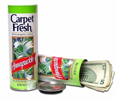Carpet Fresh Diversion Can Safe