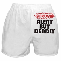 Caution S.B.D. Boxer Shorts