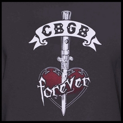CBGB'S Forever Tattoo T-Shirt