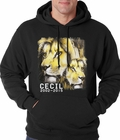 Cecil The Lion Tribute Shirt Adult Hoodie