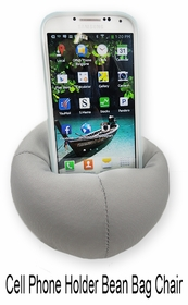 Cell Phone Holder Bean Bag Chair