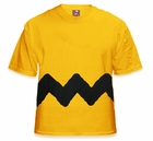 Charlie Brown's T-Shirt - Shirt Worn By Charlie Brown