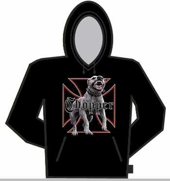 Chopper The Dog Hoodie<!-- Click to Enlarge-->