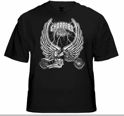Chopper Wings T-Shirt<!-- Click to Enlarge-->