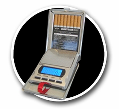 Cigarette Case Digital Scale