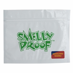 "CLEAR Smelly Proof Bags - 100 Pack of Small 6"" x 4"" Clear Bags"