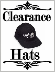 Clearance! Brand Name Hats