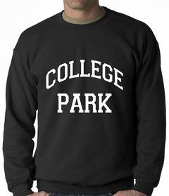 College Park Brooklyn Adult Crewneck
