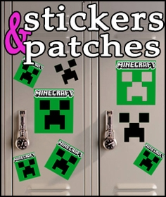 Cool Stickers & Patches