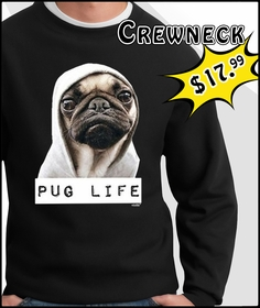 Crew Neck Sweatshirts For Men & Women