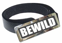 Custom LED Screen Belt Buckle (WHITE)