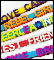 Custom Message Bracelets - Create Your Own Bracelets!