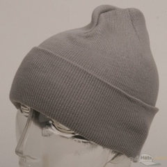 Dark Grey Winter Beanie