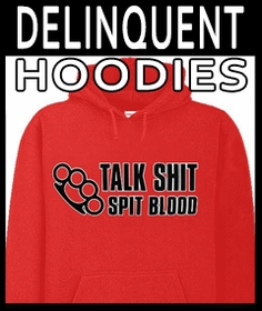 Delinquent Hoodies