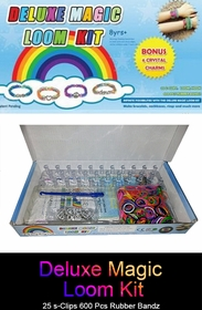Deluxe Magic Loom Kit