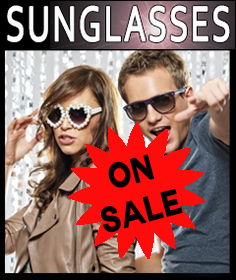 Designer Sunglasses - On Sale!