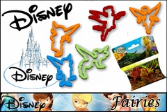 Disney Fairies Character Bandz (20 pack)