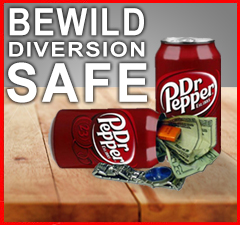Diversion Can Stash Safes :: Hide a Safe Secret Hiding Safes