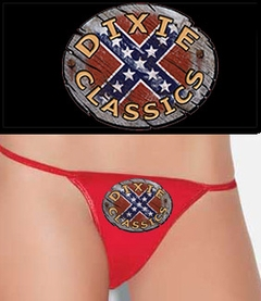 Dixie Classic Thong