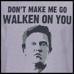 Don't Make Me Go Walken On You T-Shirt