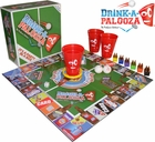 Drink a Palooza Beer Pong Board Game