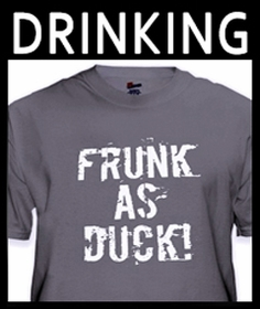 Drinking & Beer T-Shirts
