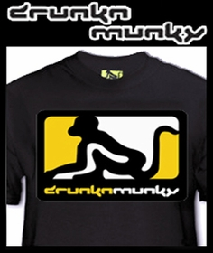DrunknMunky  and Drunken Monkey ON SALE