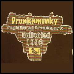 DrunknMunky Worldwide T-Shirt