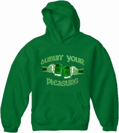 Dublin' Your Pleasure Adult Hoodie