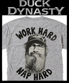 Duck Dynasty T shirts