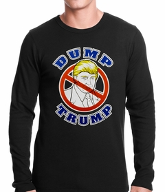 Dump Trump Thermal Shirt