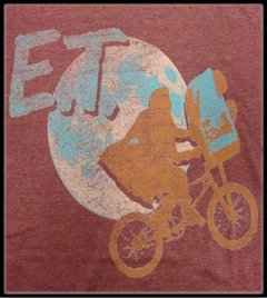 E.T. The Extra Terrestrial Vintage Movie T-Shirt