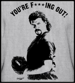 """East Bound and Down Shirt - Eastbound & Down """"You're Fuc*ing Out"""" T-Shirt"""
