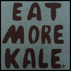 Eat More Kale Mens T-shirt