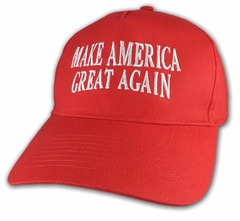 Embroidered Donald Trump Hat - Make America Great Again