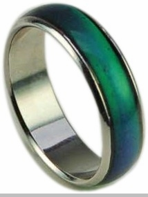 Endless Ring Original Band  Mood Ring<!-- Click to Enlarge-->