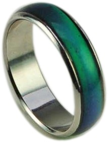 Endless Ring Original Band  Mood Ring