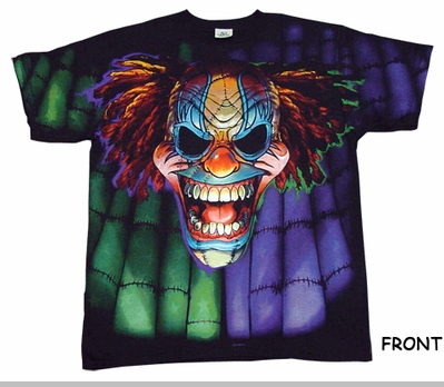 Evil Clown T-Shirt<!-- Click to Enlarge-->