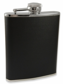Executive 8 oz Stainless Steel Hip Flask