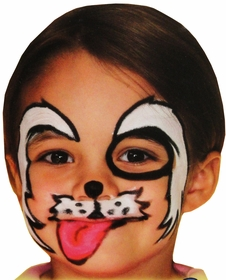 Face Painting Crayons (Set of 6 Colorful Crayons)