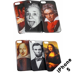 Famous Faces Iphone Case For Iphone 5