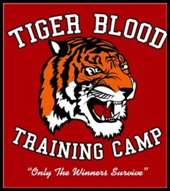 Famous Quotes From Charlie Sheen T-Shirts - Tiger Blood Training Camp T-Shirt