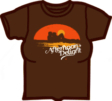 FanClub Afternoon Delight Girls T-Shirt