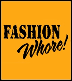 Fashion Whore! T-Shirt (Mens)